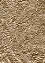 Metallic golden sheet Tin Foil textured background Royalty Free Stock Photo