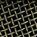 Metallic lattice Royalty Free Stock Photo