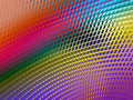 Metallic Sheen Screen Royalty Free Stock Photo