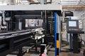Metalworking machine Stock Photos