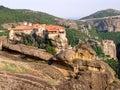 Meteora Royalty Free Stock Photo