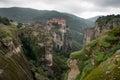 Meteora monasteries, the Holy Monastery of Varlaam, Greece