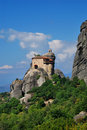 Meteora monastery, Greece Stock Images
