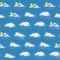 Meteorological Symbols, Seamless
