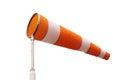 Meteorology windsock Royalty Free Stock Photo