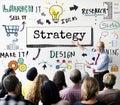 Method Strategy Business Workflow Progress Concept Royalty Free Stock Photo