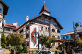 Methodist Church Gramado Brazil Royalty Free Stock Photo