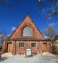 Methodistische kirche Lizenzfreie Stockbilder