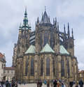 Metropolitan Cathedral of Saints Vitus, Wenceslaus and Adalbert in Prague