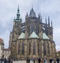 Metropolitan Cathedral of Saints Vitus, Wenceslaus and Adalbert in Prague