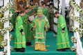 Metropolitan of kiev and all ukraine onuphrius berezovsky moscow region sergiyev posad russia jul orest vladimirovich at the Stock Photo