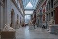 Metropolitan Museum of Art - New York City, USA Royalty Free Stock Photo