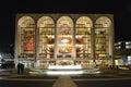 Metropolitan Opera House Royalty Free Stock Photo
