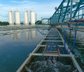 The metropolitan waterworks authority thailand Royalty Free Stock Image