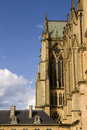 Metz Cathedral Stock Photo