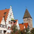 Metzgerturm in Ulm, Germany Stock Images