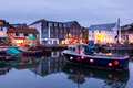 Mevagissey Cornwall Royalty Free Stock Photos