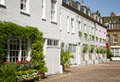 Mews in London. Stock Photography