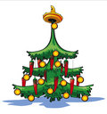 Mexican Christmas Tree Royalty Free Stock Photo