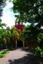 Mexican church Merida Churbunacolonial architecture historia