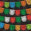 Mexičan dekorácie