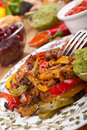 Mexican dish Royalty Free Stock Photography
