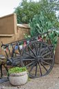 Mexican Horse Cart Royalty Free Stock Photo