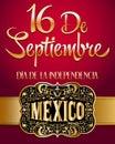 Mexičan nezávislosť španielčina