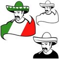 Mexican man Stock Images