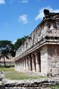 Mexican maya building Royalty Free Stock Photography