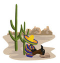 Mexican napping Royalty Free Stock Photo