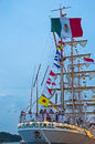 Mexican Navy Training Vessel Cuauhtémoc