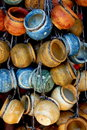 Mexican Pottery Royalty Free Stock Images
