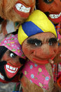 Mexican Puppets Stock Photos