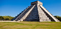 Mexican pyramids Royalty Free Stock Images
