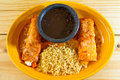 Mexican Restaurant Food Royalty Free Stock Photo
