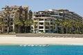 Mexico cabo san lucas resorts travel destination holiday destination north america Royalty Free Stock Photo