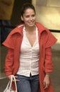 MEXICO CITY Actress Ana Claudia Talancon Stock Images