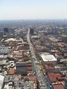 Mexico City view Royalty Free Stock Photo