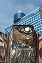 Mexico city World Trade Center Royalty Free Stock Photo