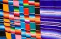 Mexikanische Decken Stockbild