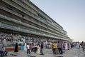 Meydan Racecourse Royalty Free Stock Photo