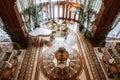 Mezhyhirya residence interior Royalty Free Stock Photo