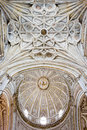 Mezquita Cathedral Ceilings in Cordoba Stock Photo