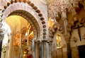 The Mezquita, Cordoba Cathedral, Spain Royalty Free Stock Photos