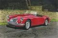 MGA Roadster 1960s