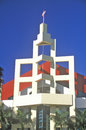 Miami beach convention center located in the art deco district of miami beach miami florida Stock Images