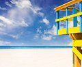 Miami Beach Florida Royalty Free Stock Photo