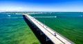 Miami Rickenbacker Causeway Ae...