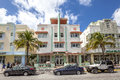 Miami, South Beach, Downtown and Key Biscayne Royalty Free Stock Photo